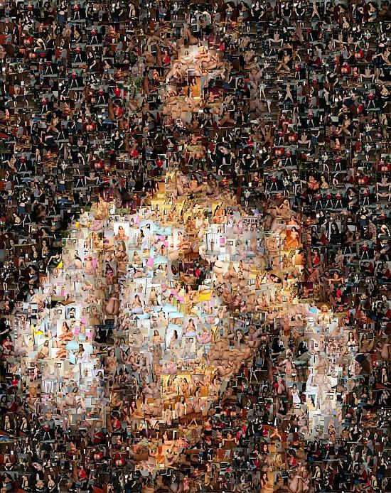Collage Porno 100